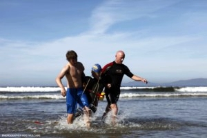 National Surf Lifesaving Championships on Rossnowlagh Beach